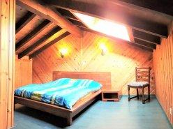 Duplex de 5,5 pièces dans Villa avec jardin à Vollèges, tout compris!
